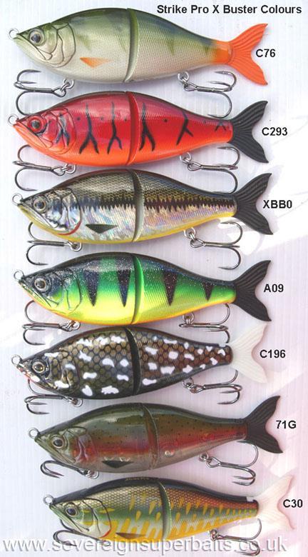 Strike Pro Buster Jerk Lure 15cm Jerkbait Full Range Of Colours Predator Fishing